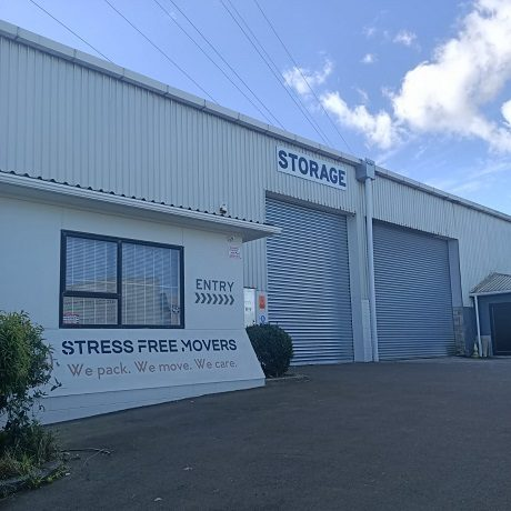 Transitional storage for Auckland movers