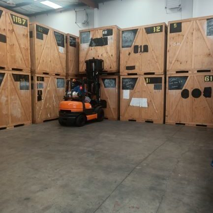Auckland movers storage